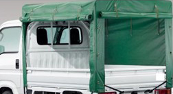 Kei Truck soft cover