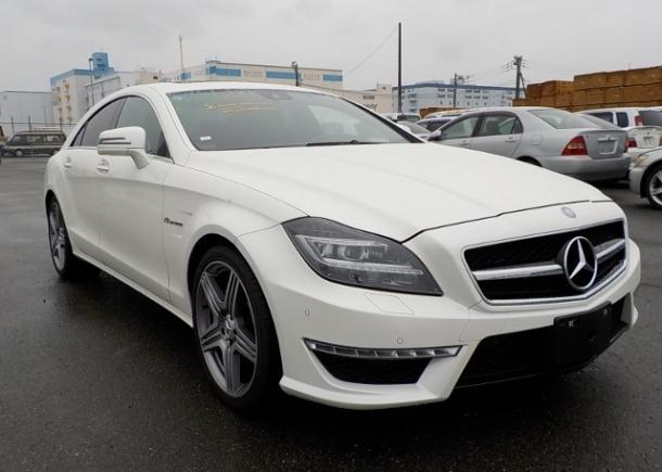 f5b71f7aa9d93d Mercedes Benz AMG CLS 63 2011