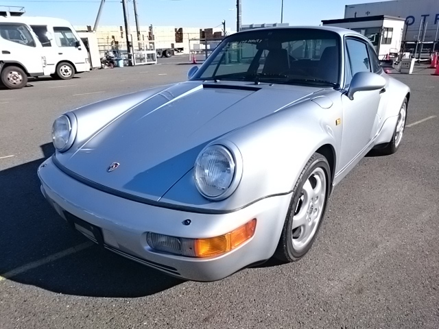 Porsche 911 from Japan: 1991 964T (Turbo)