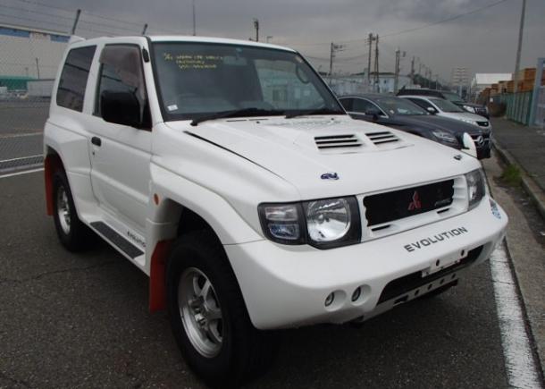 Mitsubishi Pajero Evolution 1997 | Japan Car Direct | JDM Export