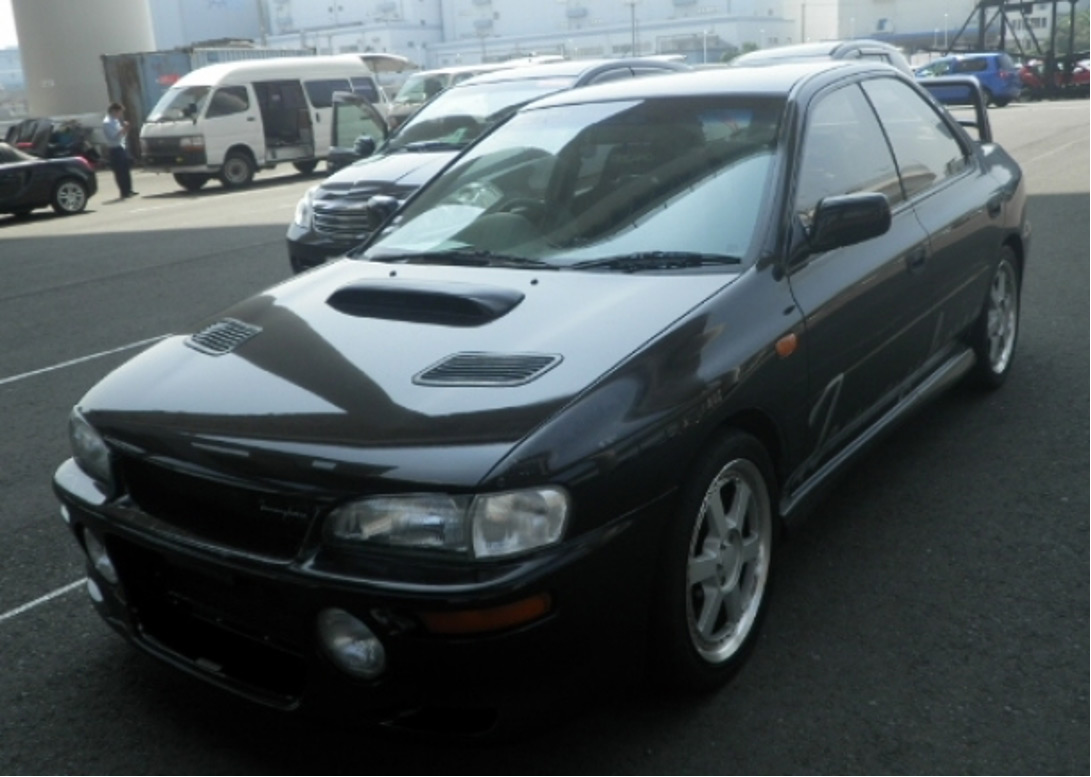 Front of 1993 Tommy Kaira M20b exported by Japan Car Direct