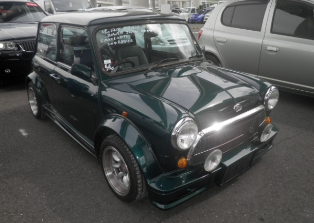 Austin Rover Mini Era 1990 Japan Car Direct Jdm Export Import Pros