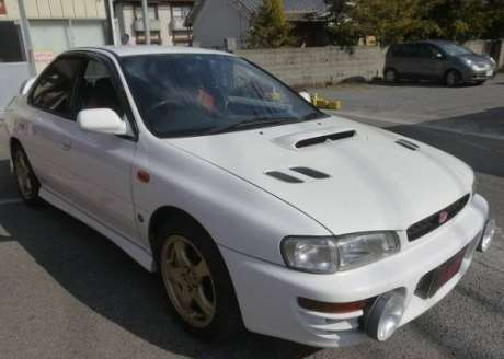 Subaru Impreza WRX STi Version IV