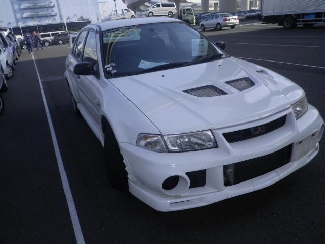 2000 Lancer Evo VI 6