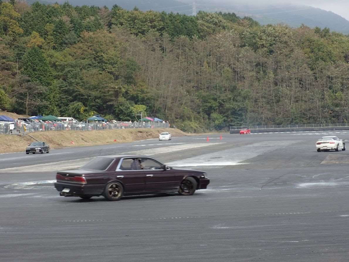 Drift cars: The Heavies