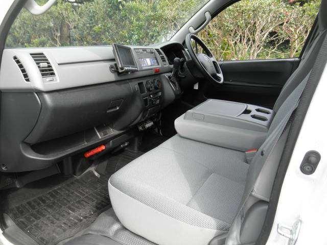 Toyota Hiace cabin