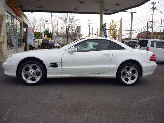 Mercedes Benz SL320
