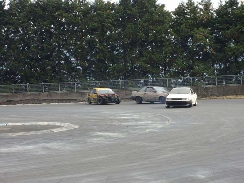 AE-86 for Drift Cars: AE86 Drifting at Fuji Speedway