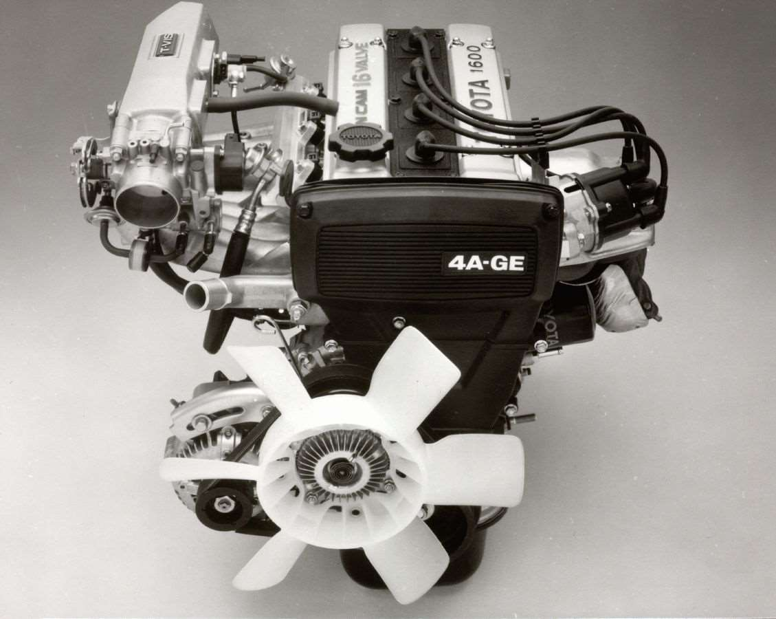 AE86 engine