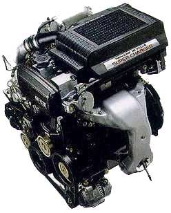 supercharger engine