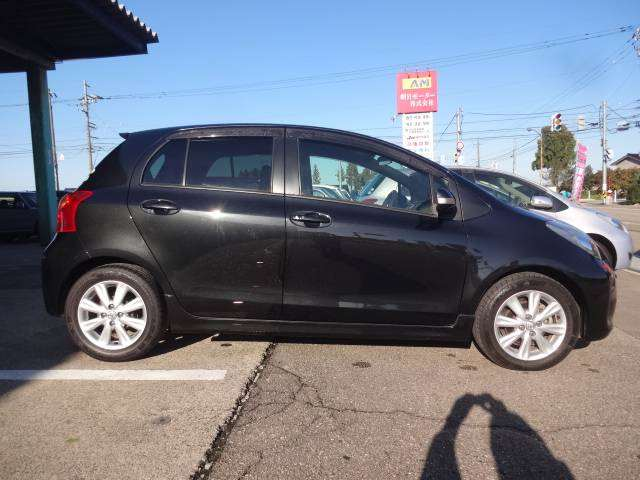 Vitz for JCD Pic 4 sporty and practical import to Kenya this RS type
