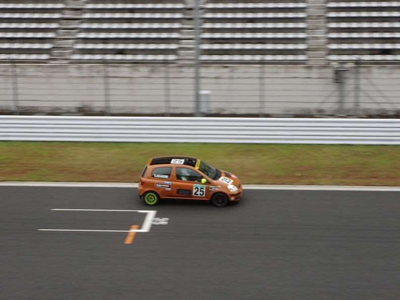 Vitz for JCD Pic 6 Toyota Vitz tuned car at Fuji speedway