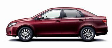 Toyota Corolla Axio for East Africa: Good middle luxury car for Kenya Tanzania Uganda