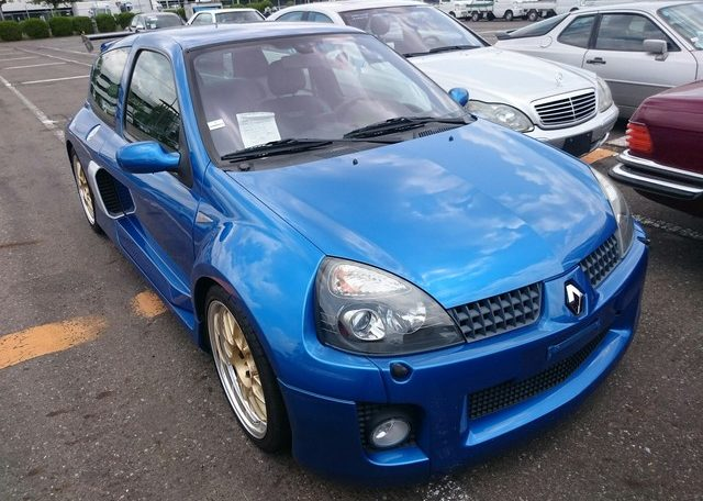 Renault clio v6 for sale australia