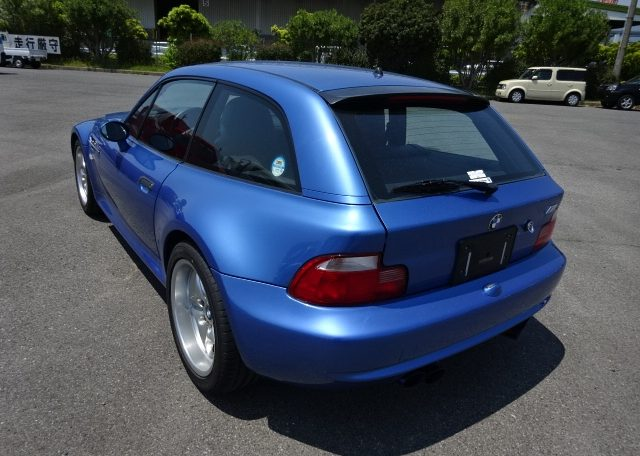 2000 BMW M Coupe (E36)