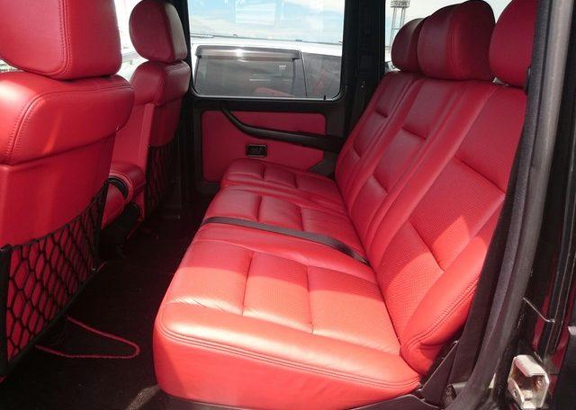 Mercedes Benz 2000 G500