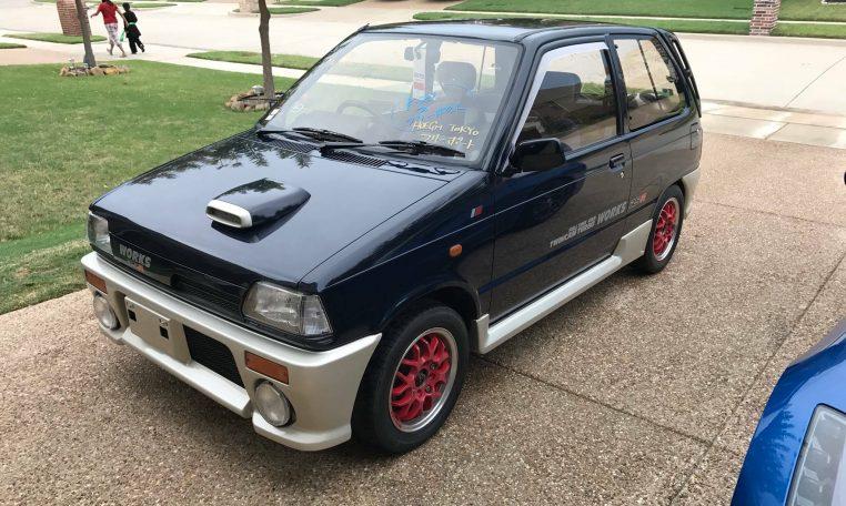 1987 Suzuki Alto Works