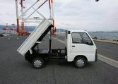 1991 Subaru Sambar Dump