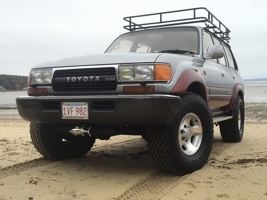1990 Land Cruiser 80 series