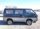 Mitsubishi Delica Star Wagon passenger van SUV Japanese jdm import America usa 25 year rule