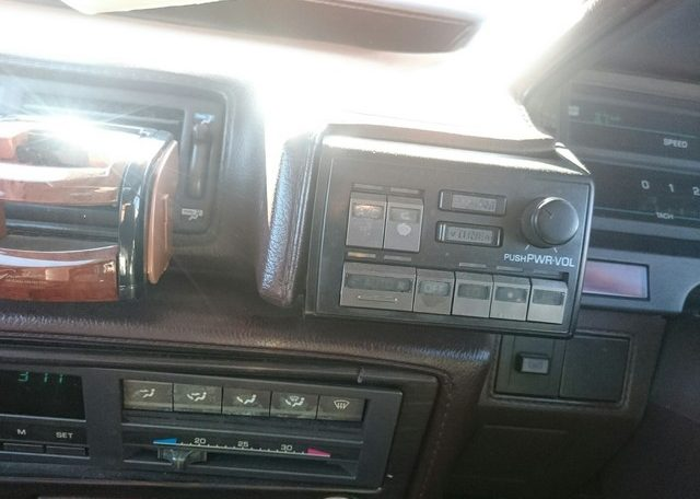 1987 Toyota Mark II