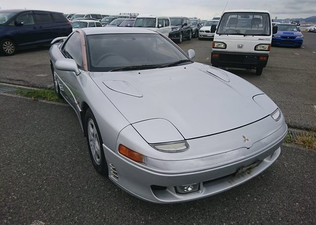 Mitsubishi GTO Getrag 5-speed Manual Z16A 2.6 liter straight jdm cars import direct
