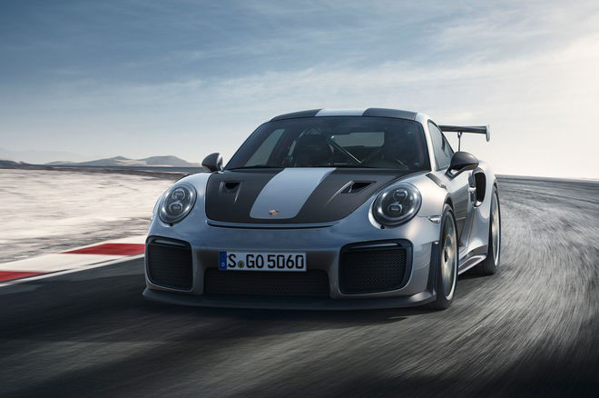 2018 Porsche 911 Gt2 Rs Unveils The Fastest Most Expensive Ever