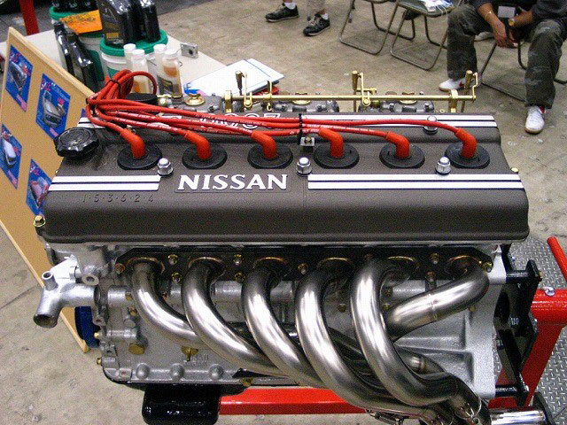 Japan Car News - The legendary Nissan S20 (2 liter) engine