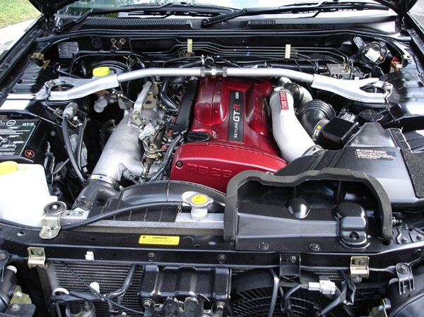 Japanese engine displacement