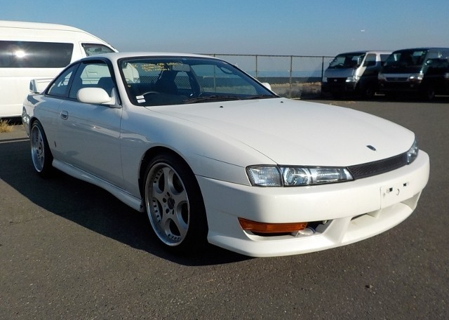 The first FIA Intercontinental Drifting Cup - 1996 Nissan Silvia S14 exported by Japan Car Direct LLC