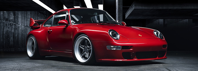 Air-cooled Porsche 911: Gunther Werks 400R