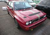 Lancia Delta HF Integrale Evoluzione II Collezione Final Edition JDM import from japan rally car