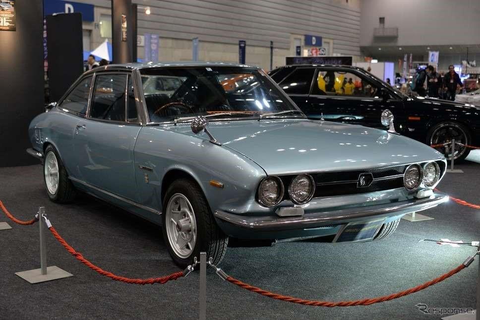 JDM Classics: 1972 Isuzu 117 Coupe (Isuzu Sports) - 01