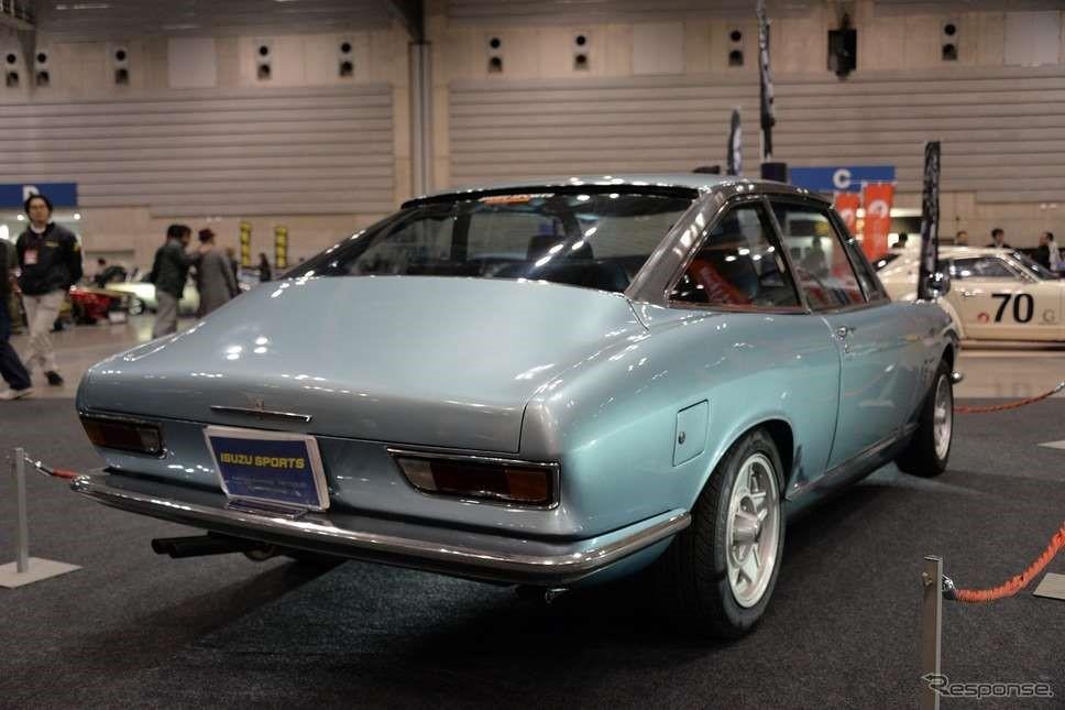 JDM Classics: 1972 Isuzu 117 Coupe (Isuzu Sports) - 02