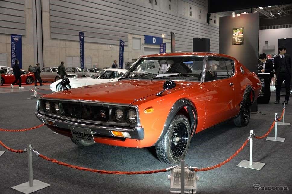 JDM Classics: 1973-Nissan-Skyline-GT-R-03