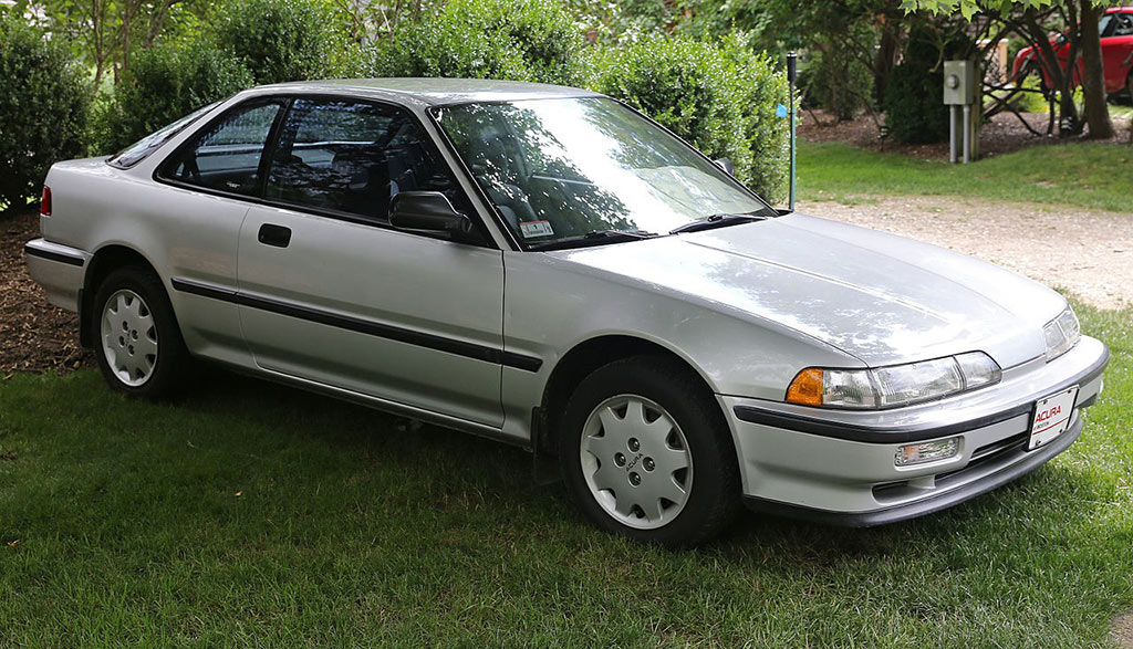 Honda Won Four 2018 Awards: 1991 Acura Integra RS (the US equivalent to the JDM RSi)