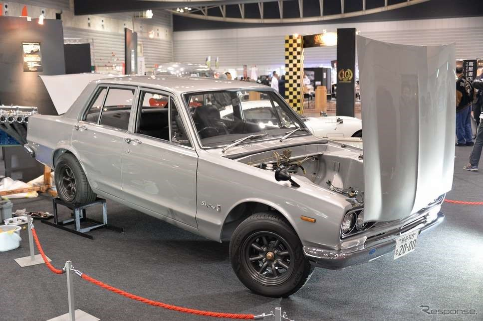 Premium JDM Classics Part 2: 1969 Nissan Skyline GT-R Replica - 2