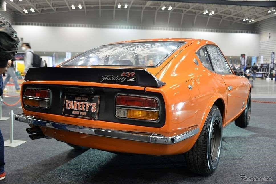 Premium JDM Classics Part 2: 1972 Nissan Fairlady Z 432R - 2