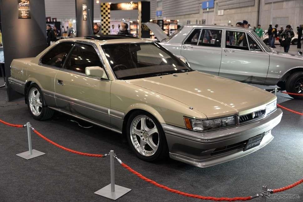 Premium JDM Classics Part 2: 1987 Nissan Leopard Ultima - 1