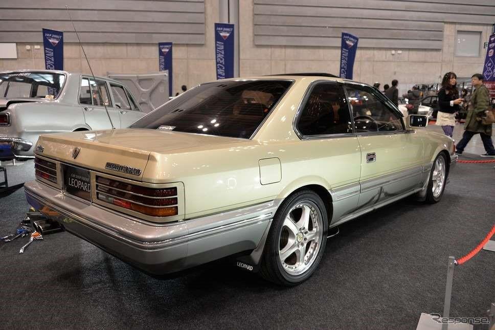 Premium JDM Classics Part 2: 1987 Nissan Leopard Ultima - 2