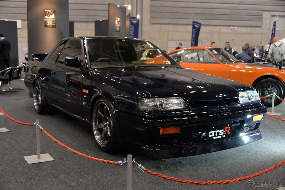 Premium JDM Classics Part 2: 1987 Nissan Skyline GTS-R - 1