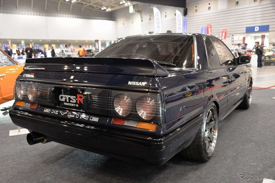 Premium JDM Classics Part 2: 1987 Nissan Skyline GTS-R - 2
