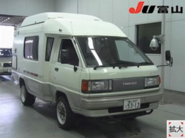 1992 Toyota Town Ace camper van exported by Japan Car Direct