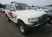 80 Series used Toyota Land Cruiser J50 J60 J70 J80 SUV JDM japan import