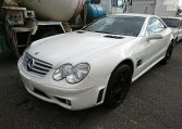 Mercedes-Benz SL55 AMG Euro luxury jdm german cars excellent condition low mileag
