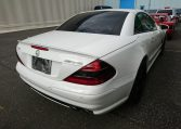 MERCEDES BENZ SL55