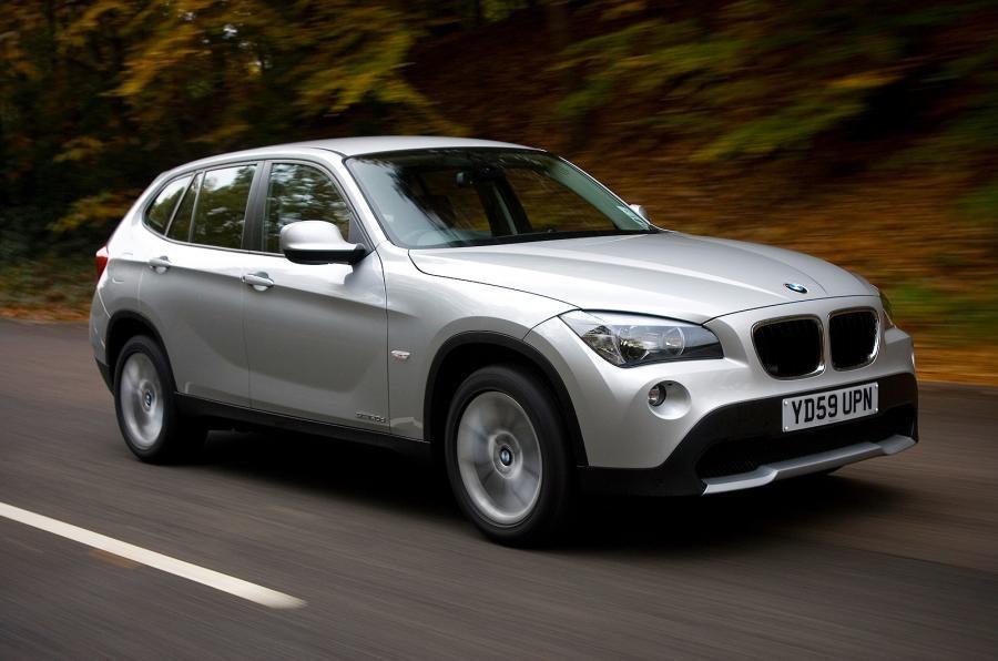 BMW Unveils The X2 M35i: First generation BMW X1