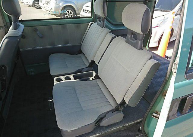 Subaru Sambar Van
