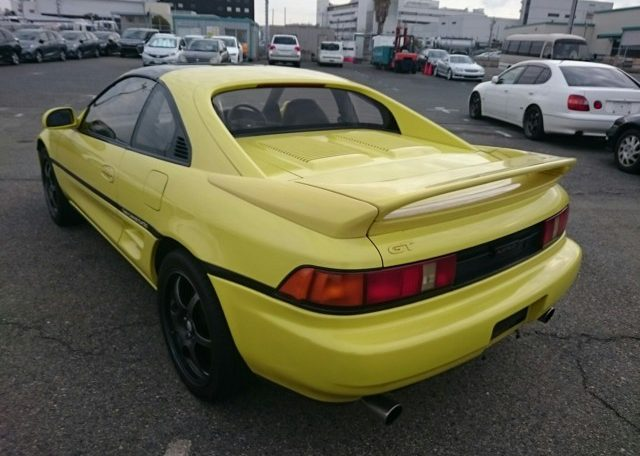 TOYOTA SW20 MR2 TURBO