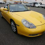 Porsche Boxster Cayman mid-engined two-seater sports cars jdm luxury